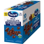 Craisins Dried Cranberries Milk Chocolate- 3 Oz.