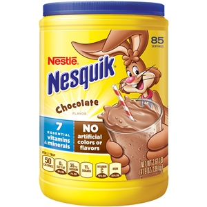 Nestle Nesquik Beverage Not Ready To Drink Chocolate Powder - 41.9 Oz.