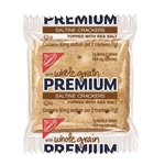 Premium Saltine Whole Grain Crackers - 0.24 Oz.
