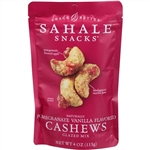 Sahale Cashews with Pomegranate Plus Vanilla - 4 oz.