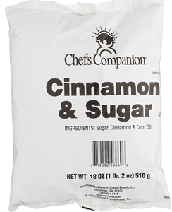 Cinnamon and Sugar Pouches - 18 Oz.
