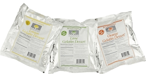 Assorted Citrus Gelatin Mix - 24 Oz.