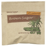 Brown Sugar Packet - 13 Gr.