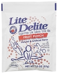 Lite Delite Sugar Free Fruit Punch Drink Mix - 2 Oz.