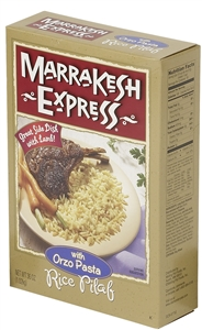 Marrakesh Express Rice Pilaf With Orzo Pasta - 36 Oz.