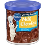 Pillsbury Frosting Milk Chocolate - 16 oz.