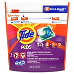 Tide Laundry Detergent Liquid Pod Spring Meadow