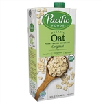Pacific Organic Oat Original - 32 Oz.