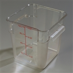 StorPlus Square Container Clear - 8 Qt.