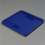 StorPlus Square Container Lid Royal Blue - 12-18-22 Qt.