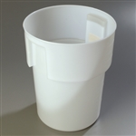 White Container - 12.25 in. x 15.44 in.