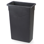 TrimLine Container Black - 23 Gal.
