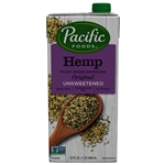 Pacific Hemp Unsweetened Original - 32 Oz.