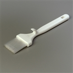 Sparta White Pastry Basting Brush - 2 in.