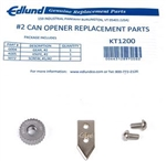 No.2 Knife and Gear Replacement Part Kit