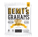 Nut Free All Natural Whole Grain Honey Grahams - 1 Oz.