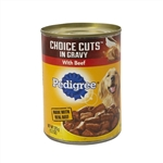 Canned Dog Food Complete Nutrition Choice Cuts Beef - 13.2 Oz.