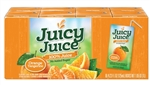 Juicy Juice Orange Tangerine Single Serve Fun Box - 33.84 Fl. Oz.