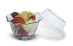 Classic Clear Dome Lid Fits DXSWC507 Cup 5 Oz.
