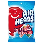 Airheads Soft Filled Bites Peg Bag - 6 Oz. Case of 12