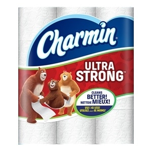 2 Ply Ultra Strong Unscented Toilet Tissue