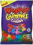 Ring Pop Gummies Chains Peg Bag - 5 Oz.