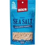 Bigs Sea Salt Sunflower Seed Kernel - 3.5 Oz.