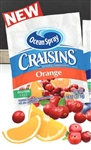 Craisins Dried Cranberries Orange Flavor- 1.16 Oz.