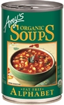 Organic Alphabet Soup - 14.1 oz.