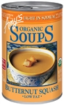 Light in Sodium Organic Butternut Squash Soup - 14.1 oz.