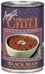 Organic Black Bean Chili - 14.7 Oz.
