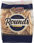Original Crackerbread 2 in. Round - 8 Oz.