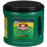 Folgers Classic Roast Decaf Coffee - 30.5 Oz.