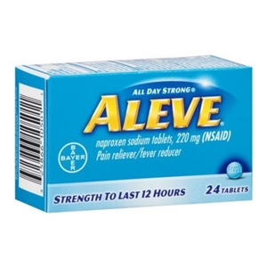 Aleve Tablet DFL 24 Count