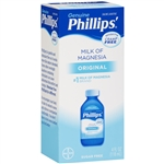 Phillips Milk Of Magnesia Original Liquid - 4 fl. Oz.