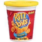 Ritz Bits Crackers Go Pak Cheese Naturally Flavored - 3 Oz.