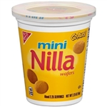 Nabisco Nilla Wafer Cookies Go Pak Mini - 2.25 Oz.