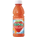 Tropicana Orange Strawberry - 10 Fl. Oz.