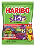 Haribo Confectionery Twin Snakes - 5 Oz.