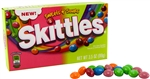 Skittles Sweets and Sours Theater Box - 3.5 Oz.