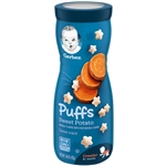 Gerber Graduates Puffs Sweet Potato Baby Cereal Snack - 1.48 Oz.