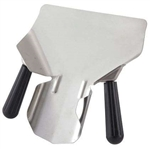 French Fryer Bagger Dual Handles Black