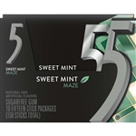 Five Mystery Mint 15 Stick