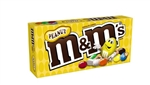 MandM Peanut Box Pack - 3.1 oz.