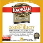 Idahoan Buttery Golden Select Mash Potatoes - 32.5 Oz.