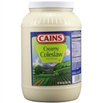 Cains Creamy Coleslaw Dressing - 1 Gal.