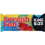 Swedish Fish Soft Candy Berry Fat Free - 3.4 Oz.