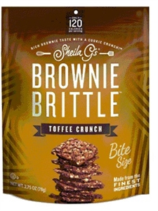 Brownie Brittle Toffee Crunch - 2.75 Oz.