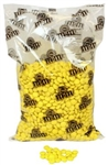 M and Ms Yellow Candy Bulk - 3.27 Oz.