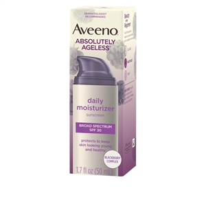 Aveeno Absolutely Ageless SPF 30 Daily Moisturize - 1.7 Oz.